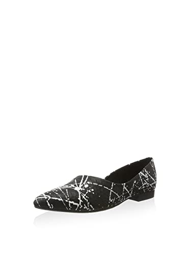 buy popular 2f34f 2171d GERRY WEBER Shoes Damen Ebru 04 Ballerina, Schwarz/Weiß ...
