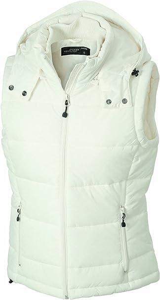 TALLA XL. James & Nicholson Padded Vest Chaleco, Mujer