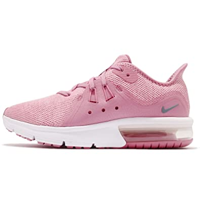 online store f61a0 1542e Nike Air Max Sequent 3 (GS), Chaussures de Running Compétition Femme,  Multicolore