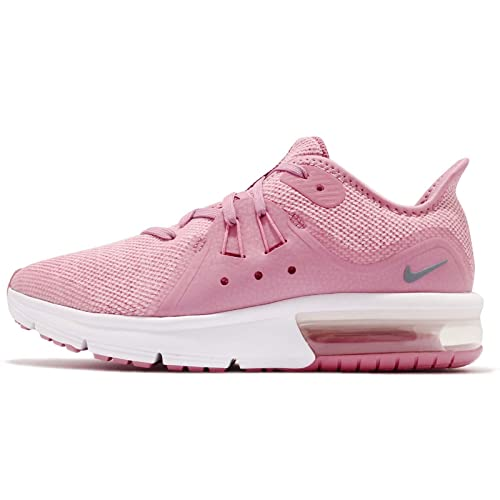 Nike Air MAX Sequent 3 (GS), Zapatillas de Running para Mujer: Amazon.es: Zapatos y complementos