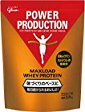 グリコ パワープロダクション マックスロード ホエイプロテイン チョコレート味 3.5kg