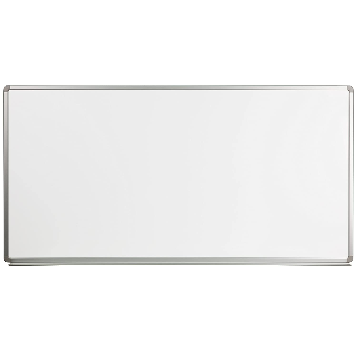 MFO 6' W x 3' H Magnetic Marker Board My Friendly Office