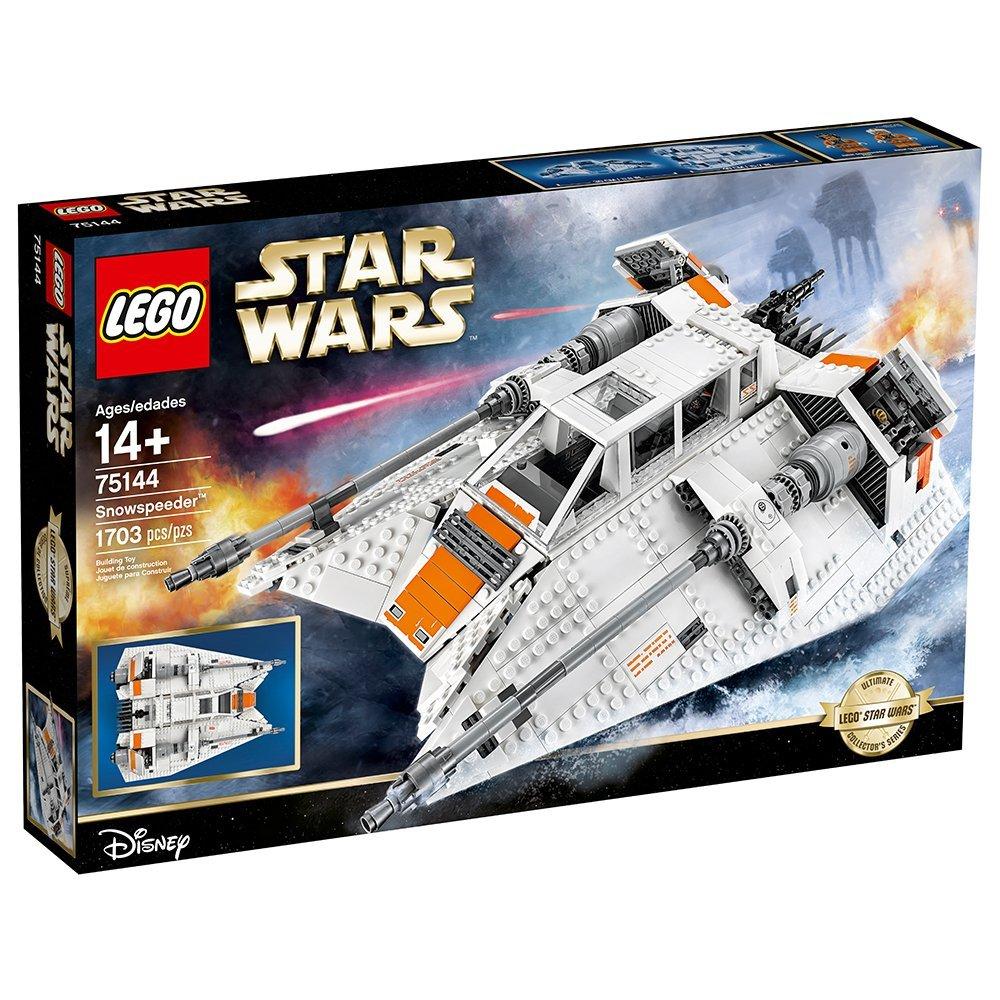 LEGO Star Wars Snow Speeder 75144 Building Kit Kit Kit e20cf0