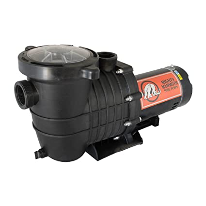 Mighty Mammoth In Ground Pool Pump (2HP) / 110V-220V, 60HZ on