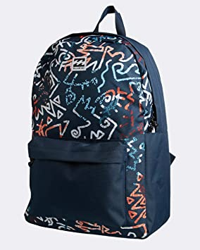 BILLABONG All Day Pack Backpack, Hombre, Navy Coral, U: Amazon.es ...