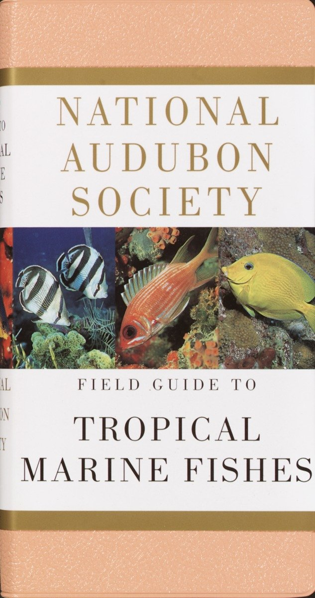 National Audubon Society Field Guide to Tropical Marine Fishes: Caribbean, Gulf of Mexico, Florida, Bahamas, Bermuda: National Audubon Society: ...