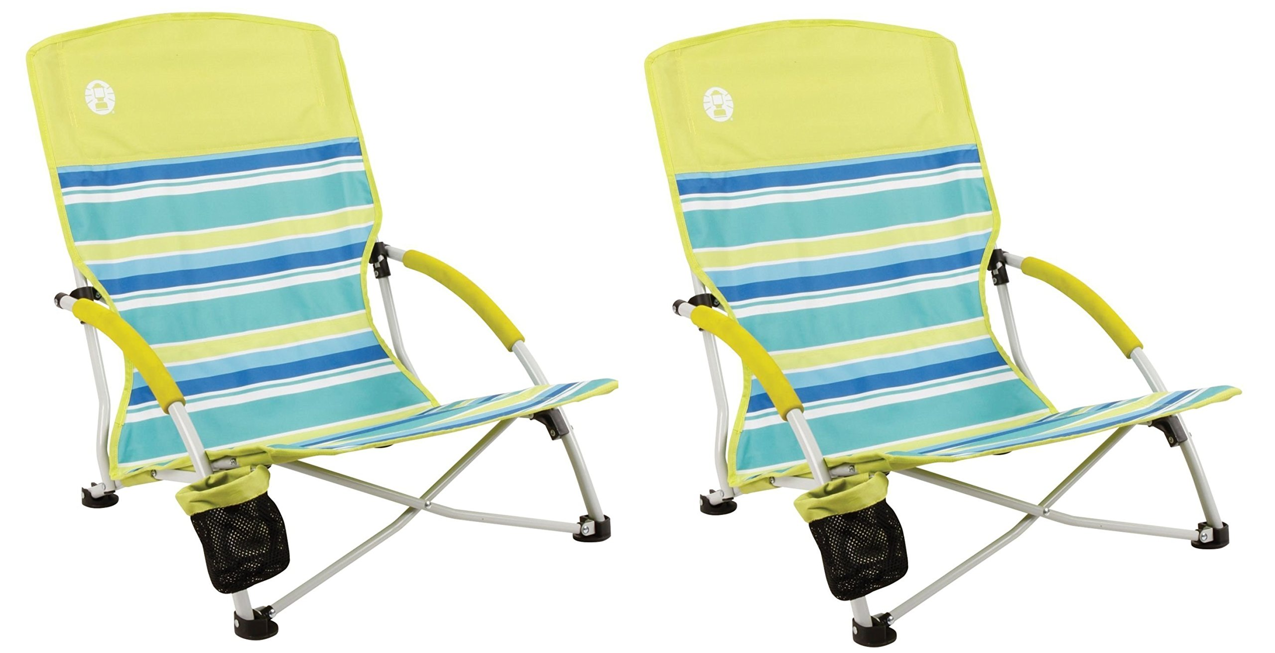 Coleman Utopia Breeze Beach Sling Chair (2-Chairs) by Coleman.