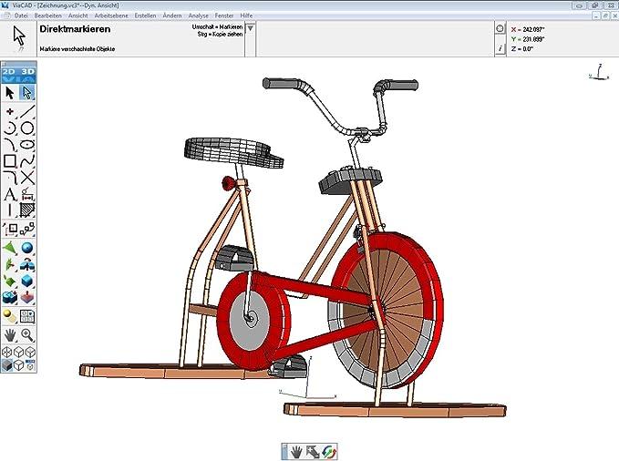 Avanquest Software ViaCAD 2D/3D 9: Amazon.es: Software