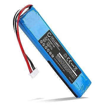 CELLONIC® Batería Premium Compatible con JBL Xtreme (5000mAh ...