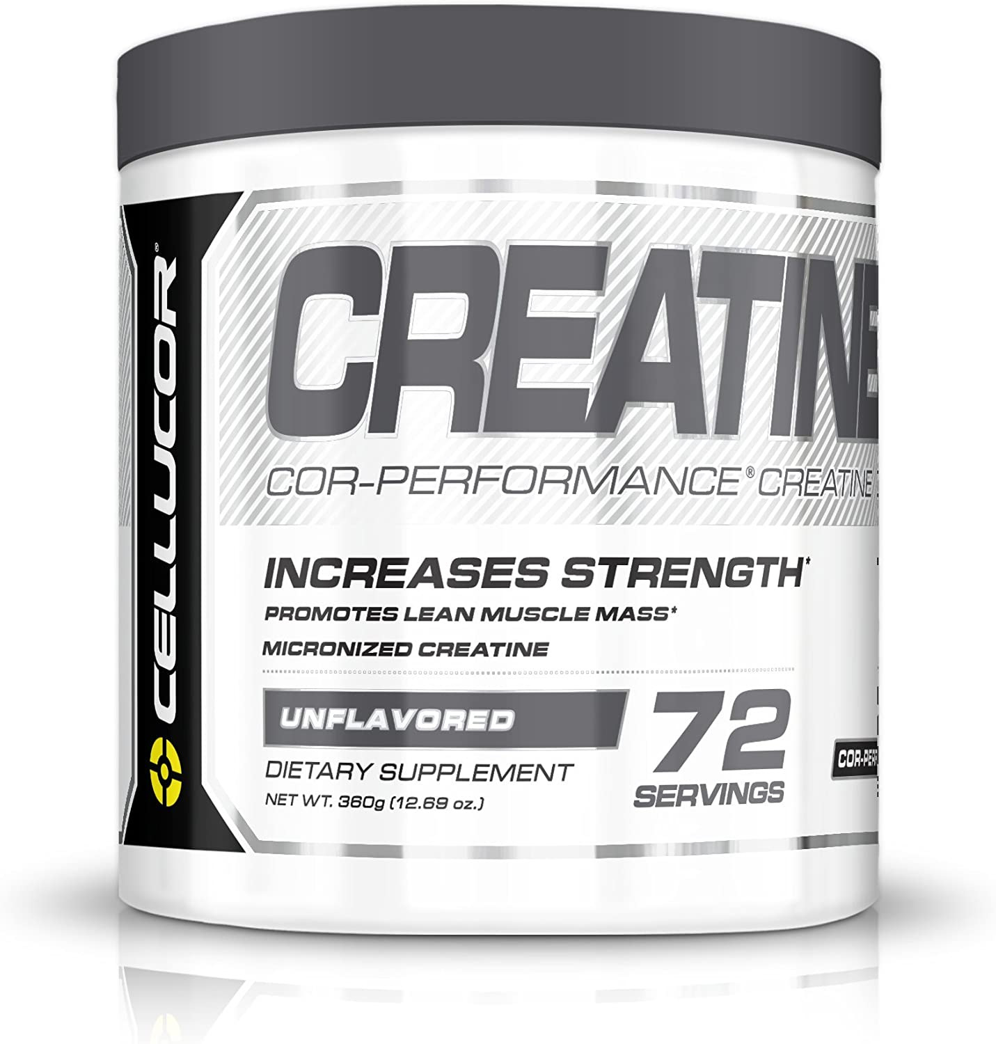 Cellucor Cor-Performance Creatine Monohydrate for Strength and Muscle Growth, 72 Servings: Health & Personal Care