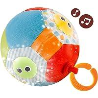 Yookidoo- Pelotas para Bebés con Luz Y Sonido