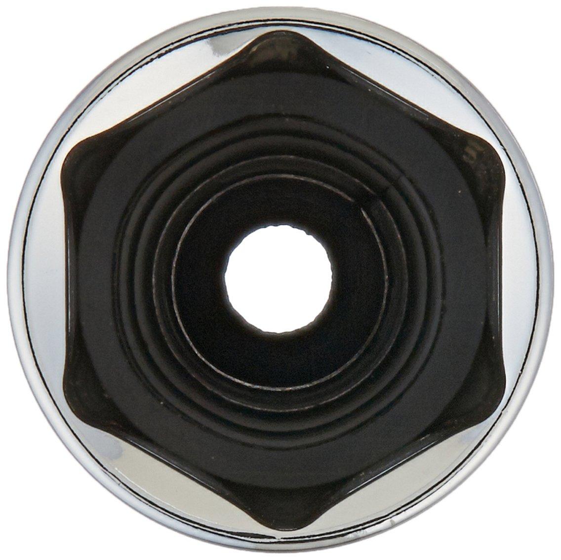 KT Pro Tools C14811-16 1//2 Drive 6-Point Rubber Spark Plug Socket King Tony