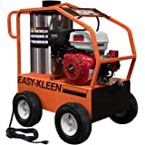EASY-KLEEN PRESSURE SYSTEMS LTD Commercial 4000 PSI 3.5 GPM Gas Driven Hot Water Pressure Washer Lifan Engine/EK Pump 110/120