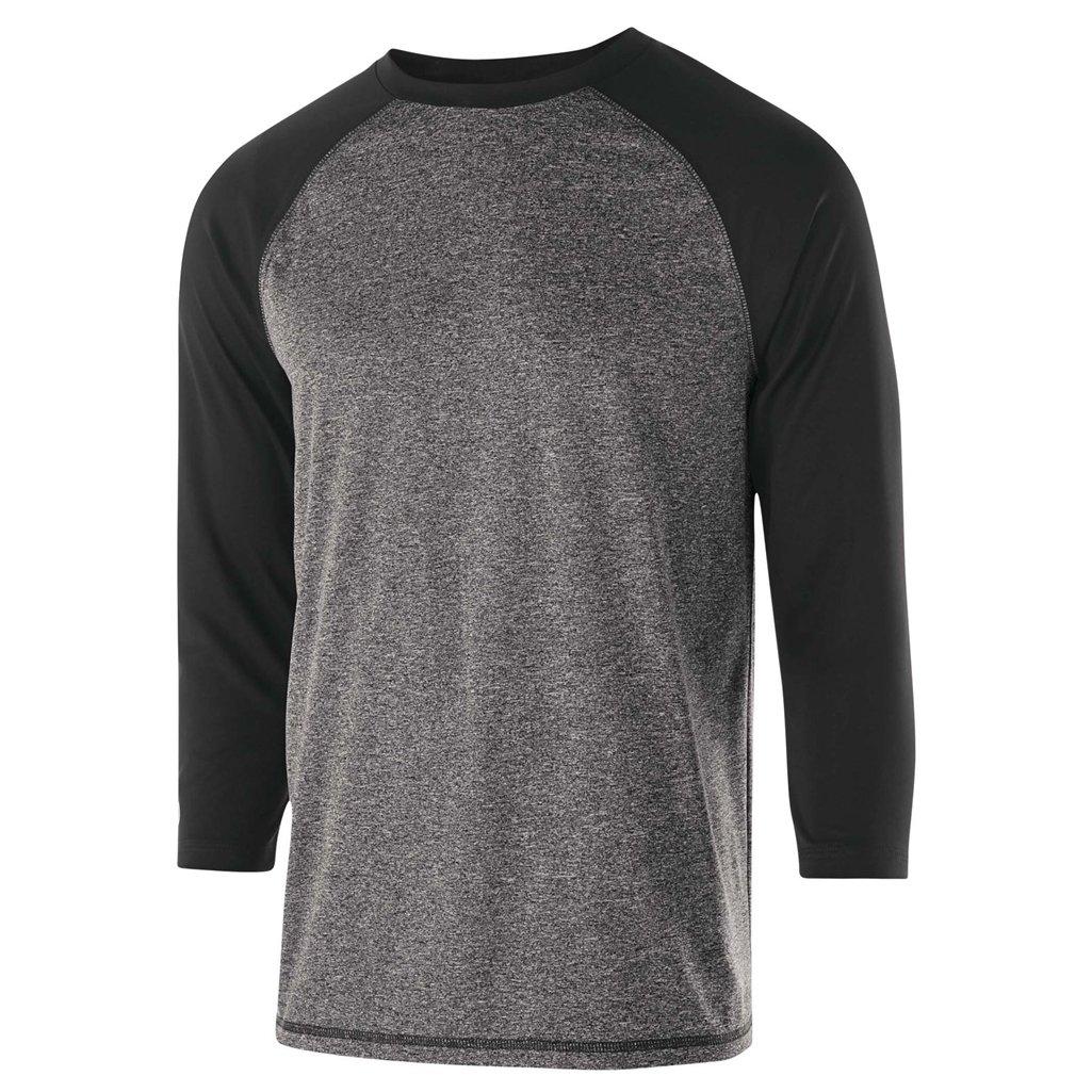 人気の春夏 Holloway Typhoonシャツ Small Black Heather/Black B01MG3NGOZ, BestSelect HORIKOSHI b20461f1