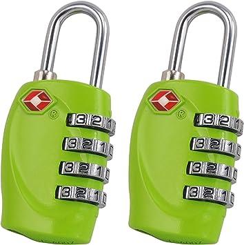 Nouveau Pack de 3 à 3 chiffres Cadran Combinaison Cadenas Bagages Valise Verrouillage Sac de voyage UK ✔