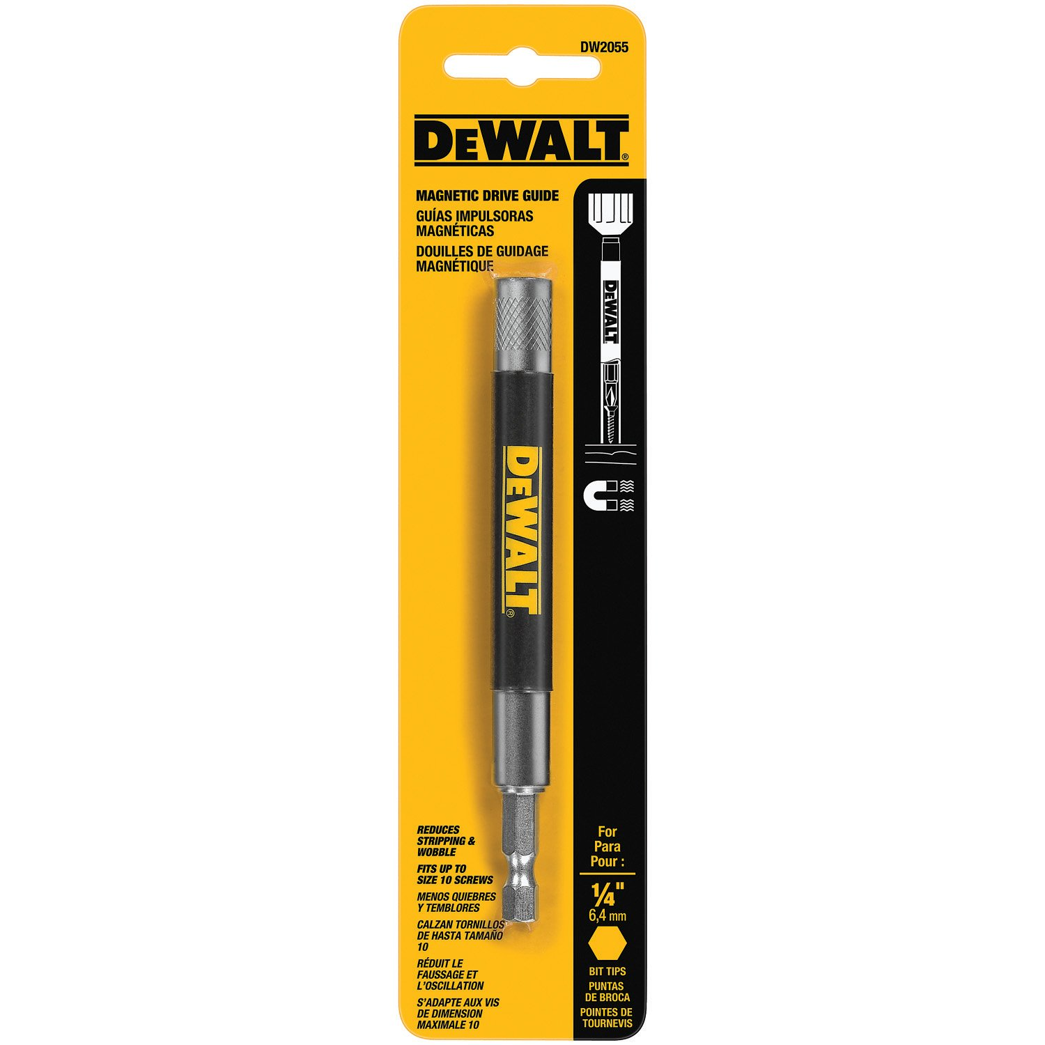 DEWALT DW2055 Bit Tip Holder