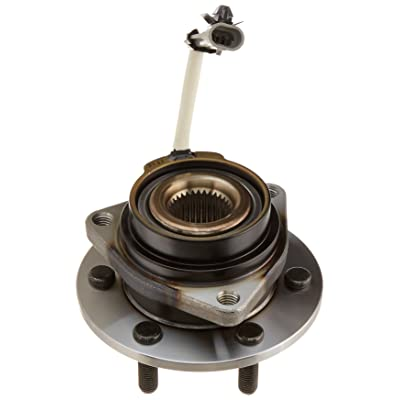 Timken HA590157 Axle Bearing and Hub Assembly: Automotive