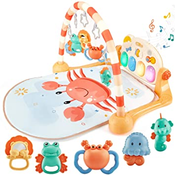Baby Gym Toys   Neutral Stroller Toys