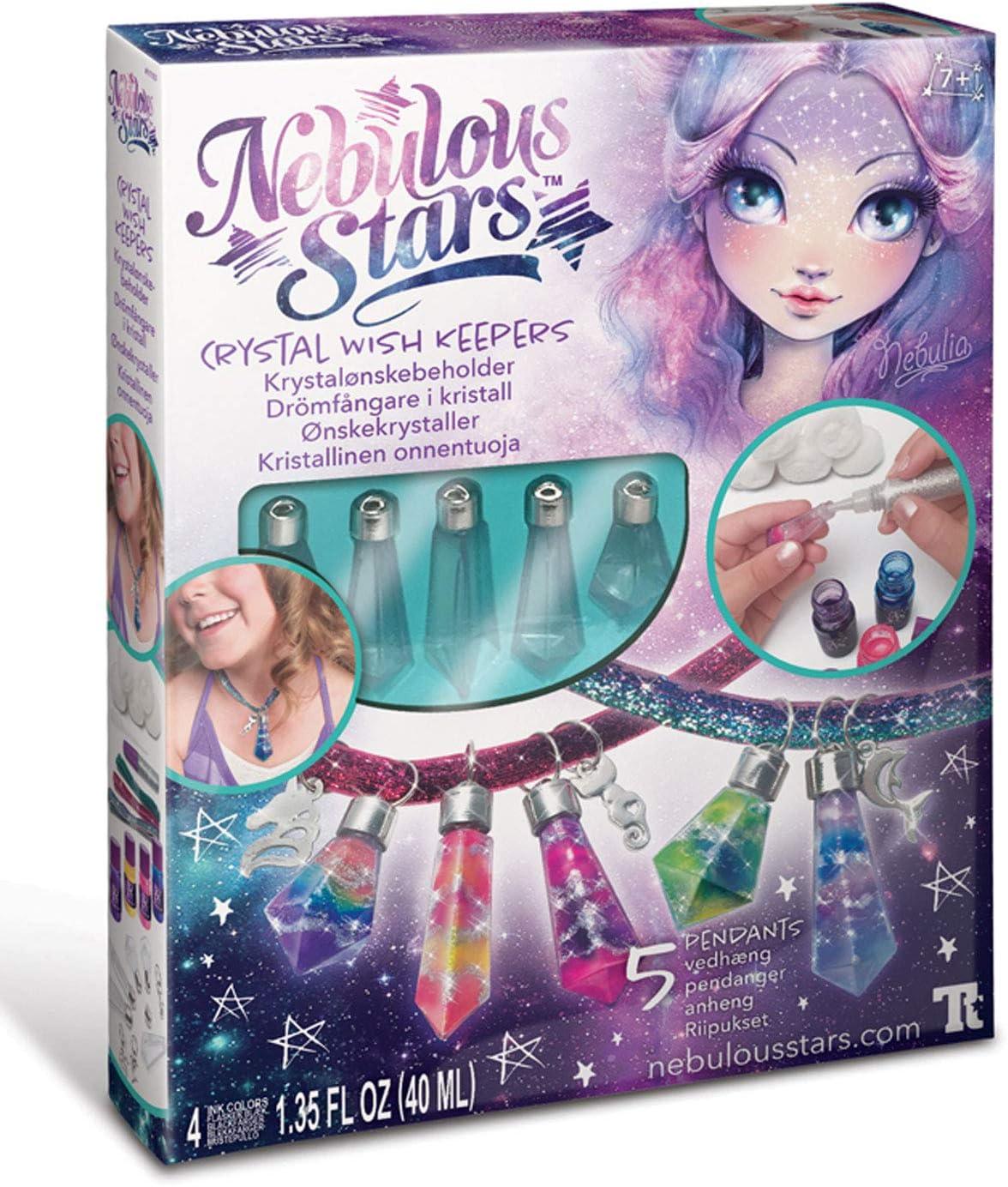 Nebulous Stars TT11107 - Kit de Manualidades para Guardar Deseos de Cristal