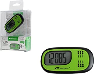 Spokey ® digitali, Pedometro contapassi Touch-pad calorie e distanza, velocità di Clock ®-Lanyard velocità di Clock ®-Lanyard
