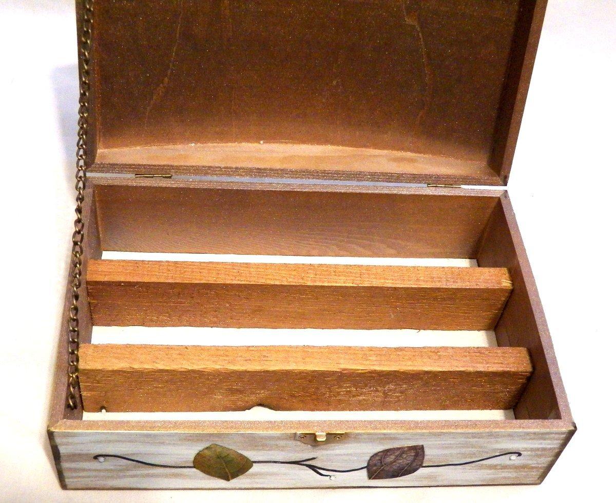 Amazon.com: Wooden Tea Box, Tea Organizer, Wood Tea Bag Organizer, Tea Infuser, Wood Tea Box, Customized Tea Box, Personalized Tea Box, Gift Mom Tea Box: ...