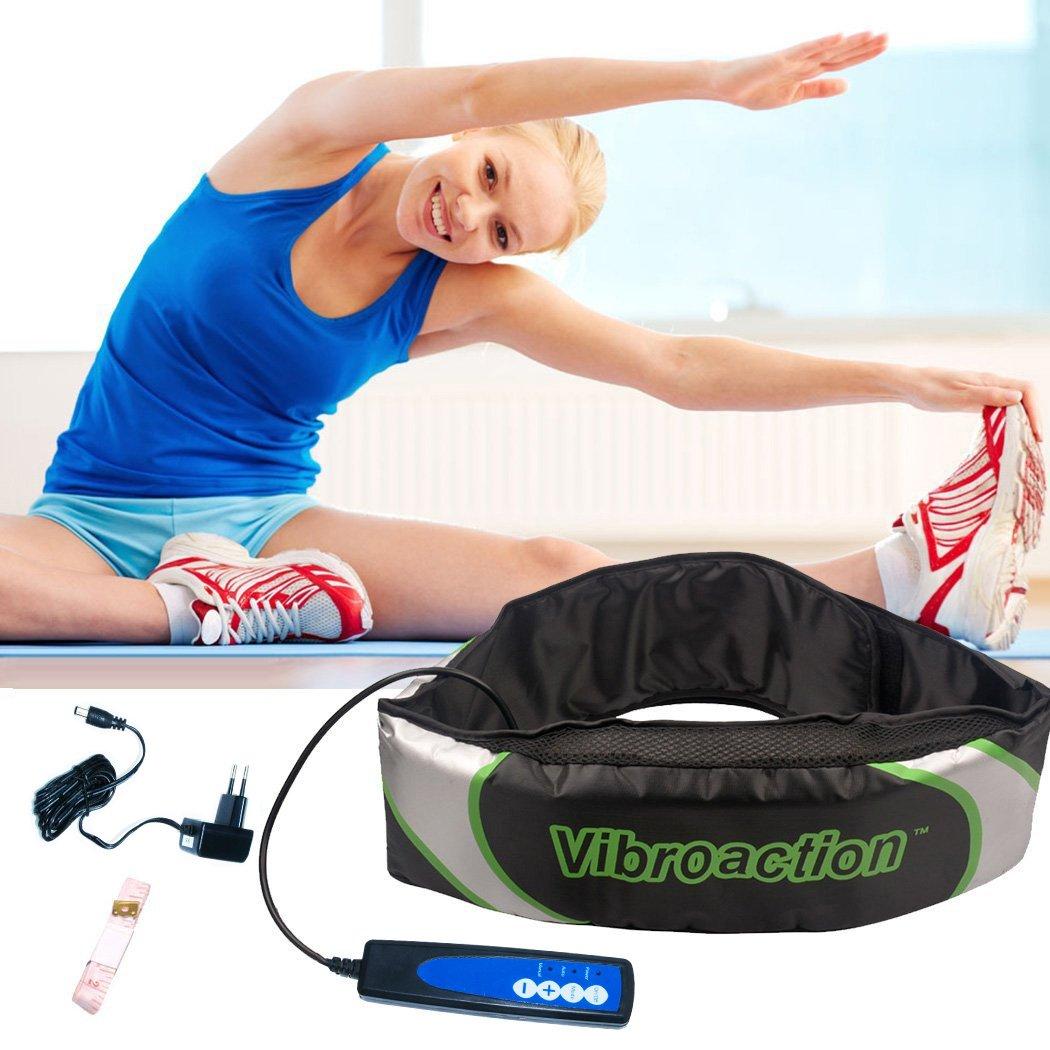 cinturon vibratorio para adelgazar