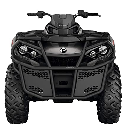 Can Am Atv >> Can Am Atv New Oem Outlander G2 G2l Rancher Front Bumper 715003461