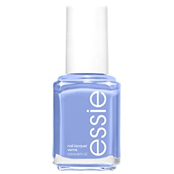 meaning of blue nail polish