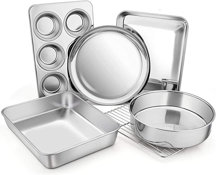 Top 9 Stainless Steel Toaster Ove Set