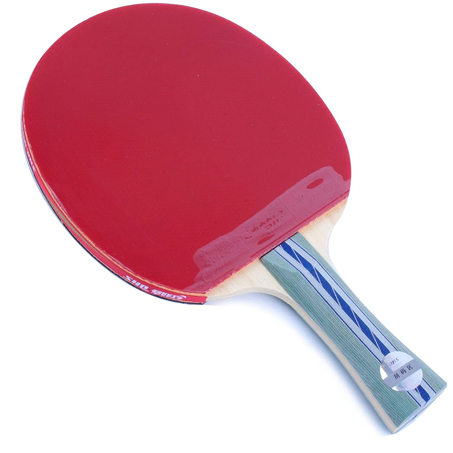 Amazon DHS Ping Pong Paddle A5002 Raqueta Table Tenis Racket Shakehand With Landson Protector Sports Outdoors