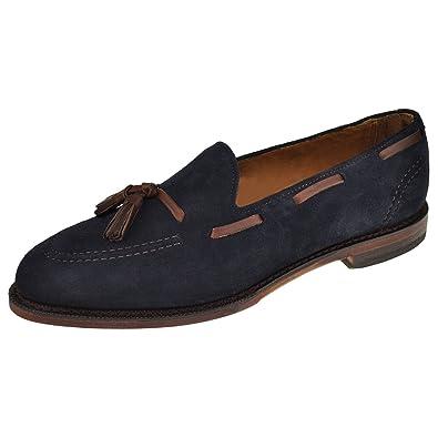 Allen Edmonds Men's Shoes Acheson Suede Tassle