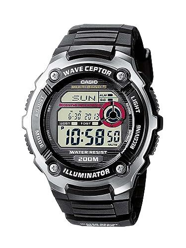 762db1dfb223 Casio Reloj de Pulsera WV-200E-1AVEF  Amazon.es  Relojes