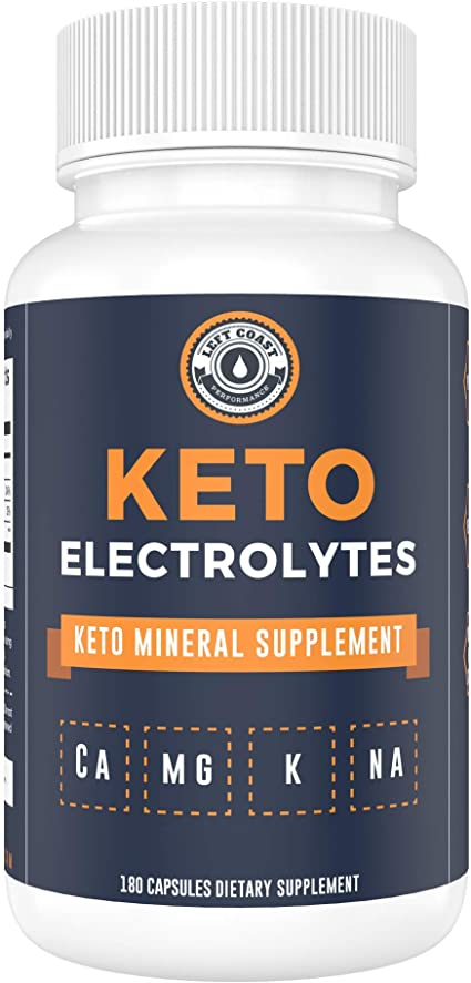 ketogenic diet electrolyte supplement low sodium