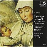 Bach: Christmas Cantatas (BWV 57, 110, 122) /Herreweghe