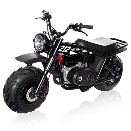 8229e8cd575 Amazon.com: Mega Moto MM-B212-RB With With Suspension 7.5HP Classic ...