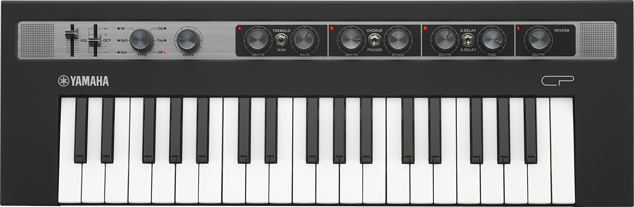 Yamaha REFACE CP Portable Electric Piano and Vintage Keyboard Sound Engine, Synthesizer by YAMAHA