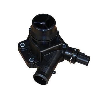 Car Thermostat Replacement >> Rein Automotive Cta0037 Rein Oe Replacement Engine Coolant Thermostat Assembly 90 Degrees Celsius