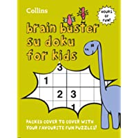 Collins Brain Buster Su Doku for Kids