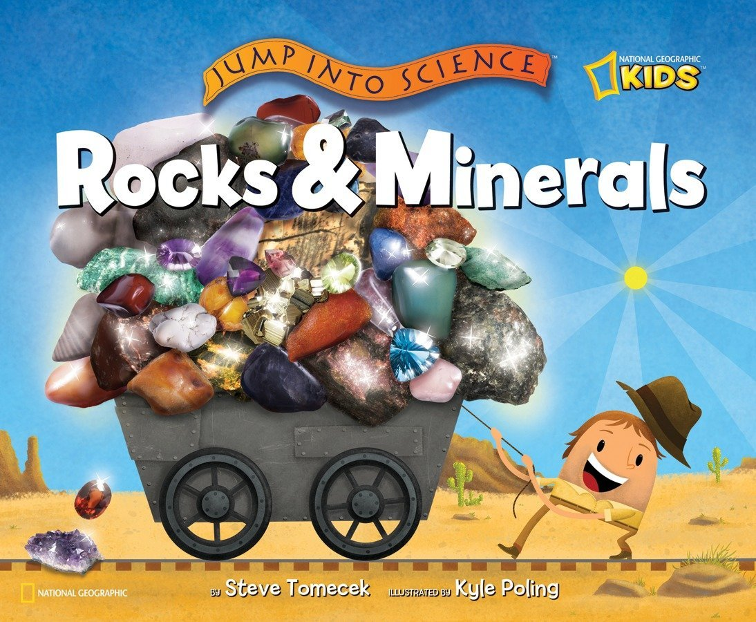 Download Jump into Science: Rocks and Minerals PDF