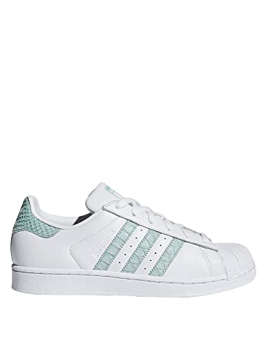 competitive price 57fe8 b1afa Amazon.com: adidas - Superstar W - CG5461 - Color: White ...