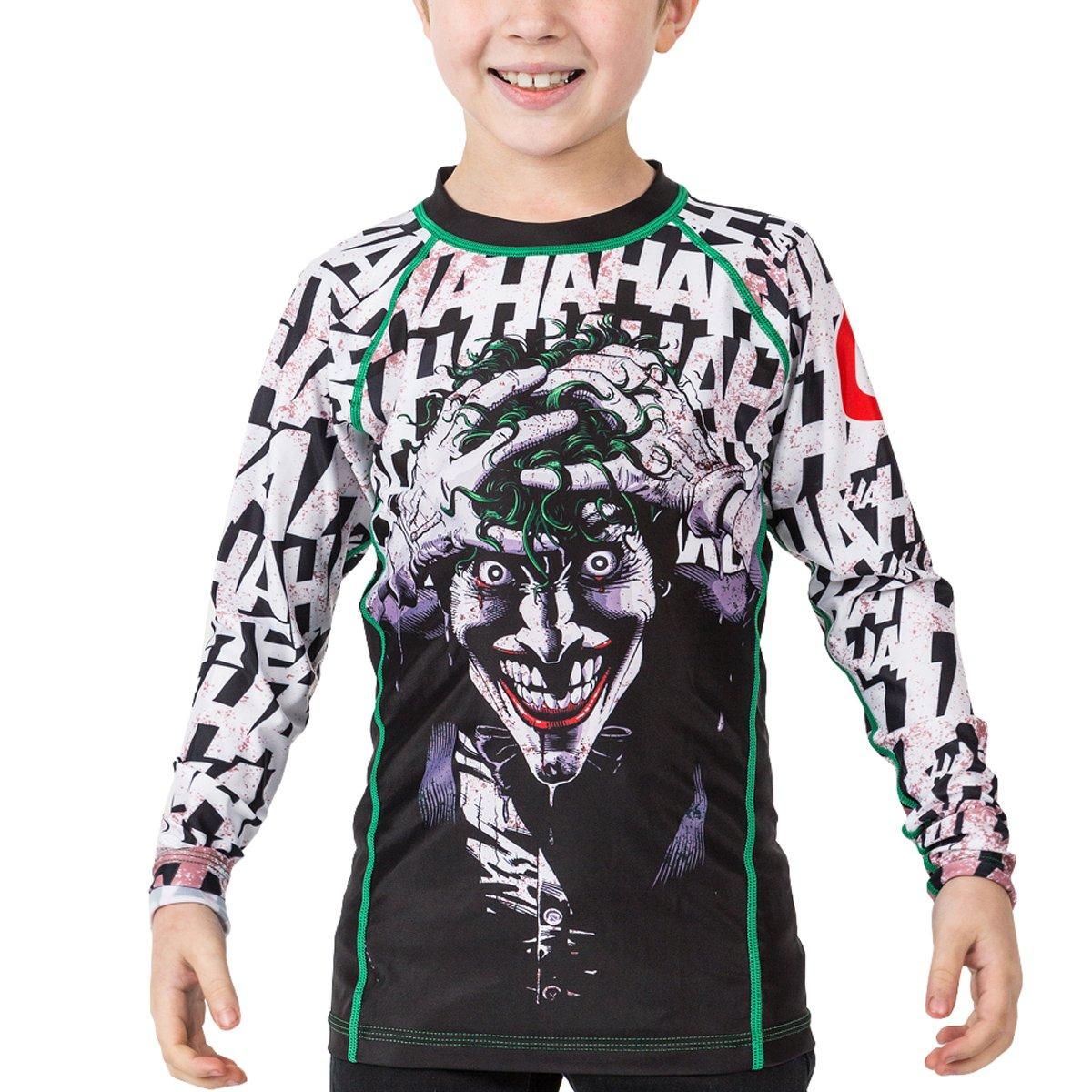 Fusion FG Batman The Killing Joke Kids Rashguard (L) by Fusion FG (Image #3)