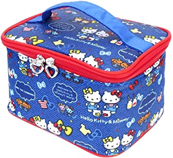 Amazon.com: hello kitty soporte de caso de tren bolsa de ...