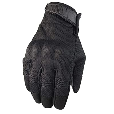 Full Finger Breathable Screen Touch Gloves for RTV Riding Cycling Bike Motorcycle Gear: Sports & Outdoors