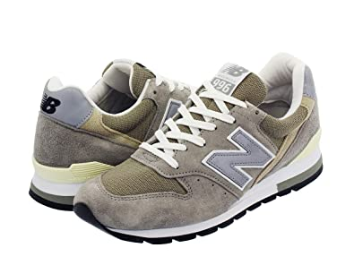 976aa01378c92 Amazon | [ニューバランス] M996GY GREY 【MADE IN U.S.A.】 [並行輸入品 ...