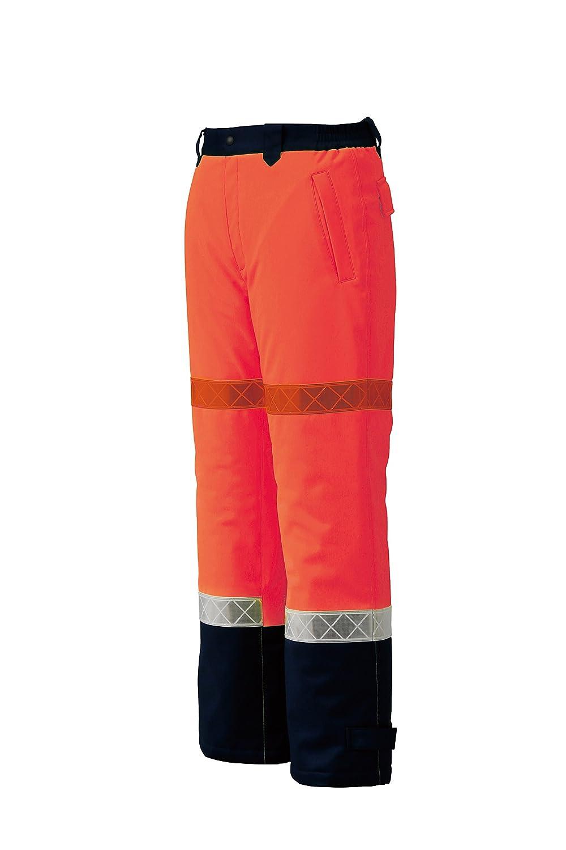 (ジーベック) 全天候対応 高視認安全服 防水防寒パンツ (800-xe) 【M~5Lサイズ展開】 B0166P3LDK M オレンジ オレンジ M
