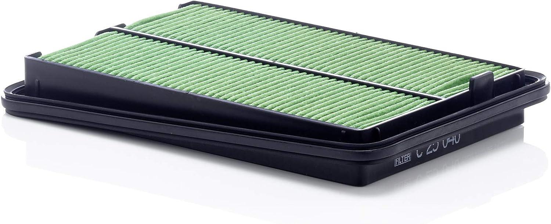 Original Mann Filter Luftfilter C 25 040 Für Pkw Auto