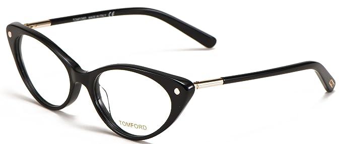 cc124e894c906 TOM FORD Femme TF5496-001 CerclšŠes optique montures de lunettes ...