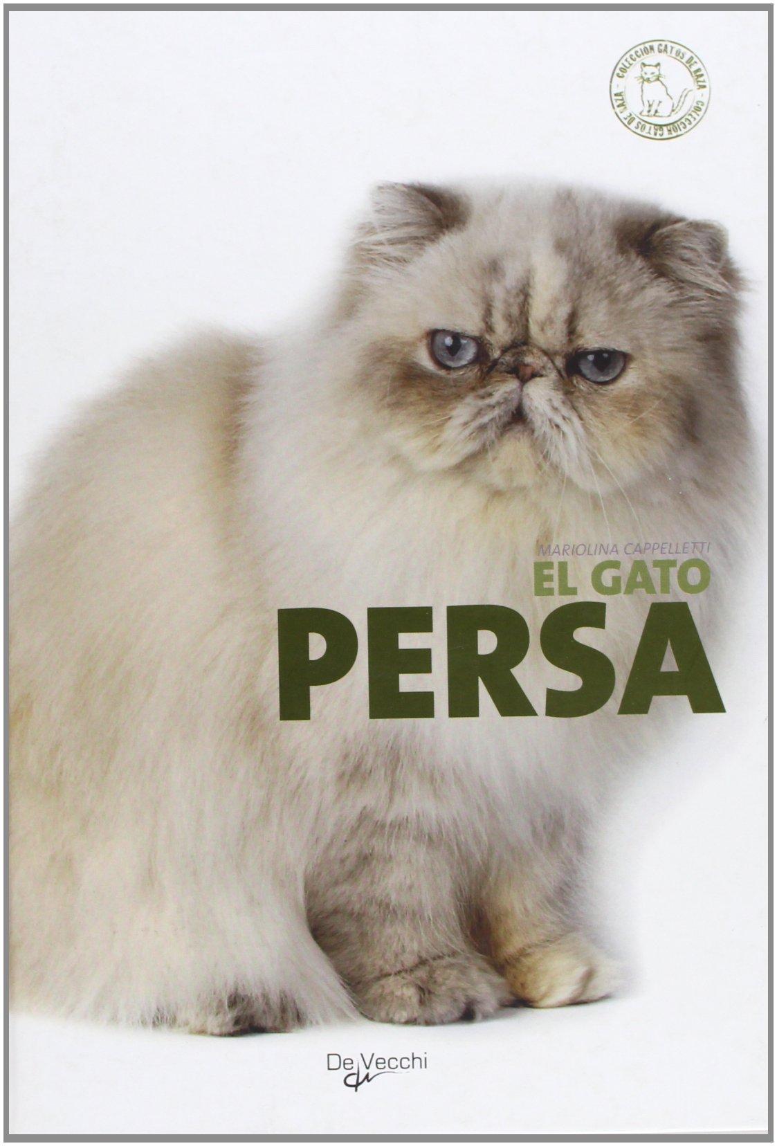 El gato persa (Spanish Edition): Mariolina Cappelletti ...