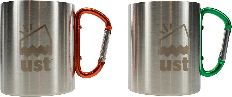 Milter 10 St/ück Carabiner Travel Kit Campingausr/üstung Legierung Aluminium Gear Camp Mountaineering Haken Karabiner