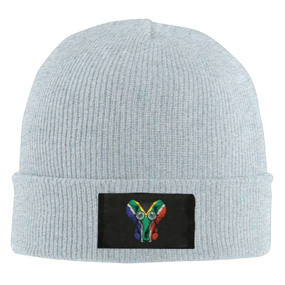 WLF Unisex South Africa Flag Elephant Baby Fashion Warmth Four Colors Beanie  Hats Skull Cap at Amazon Men s Clothing store  69cdfec6278
